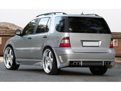 Mercedes ML W163 Praguri BSX