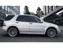 Mercedes ML W163 Sigma Wheel Arch Extensions