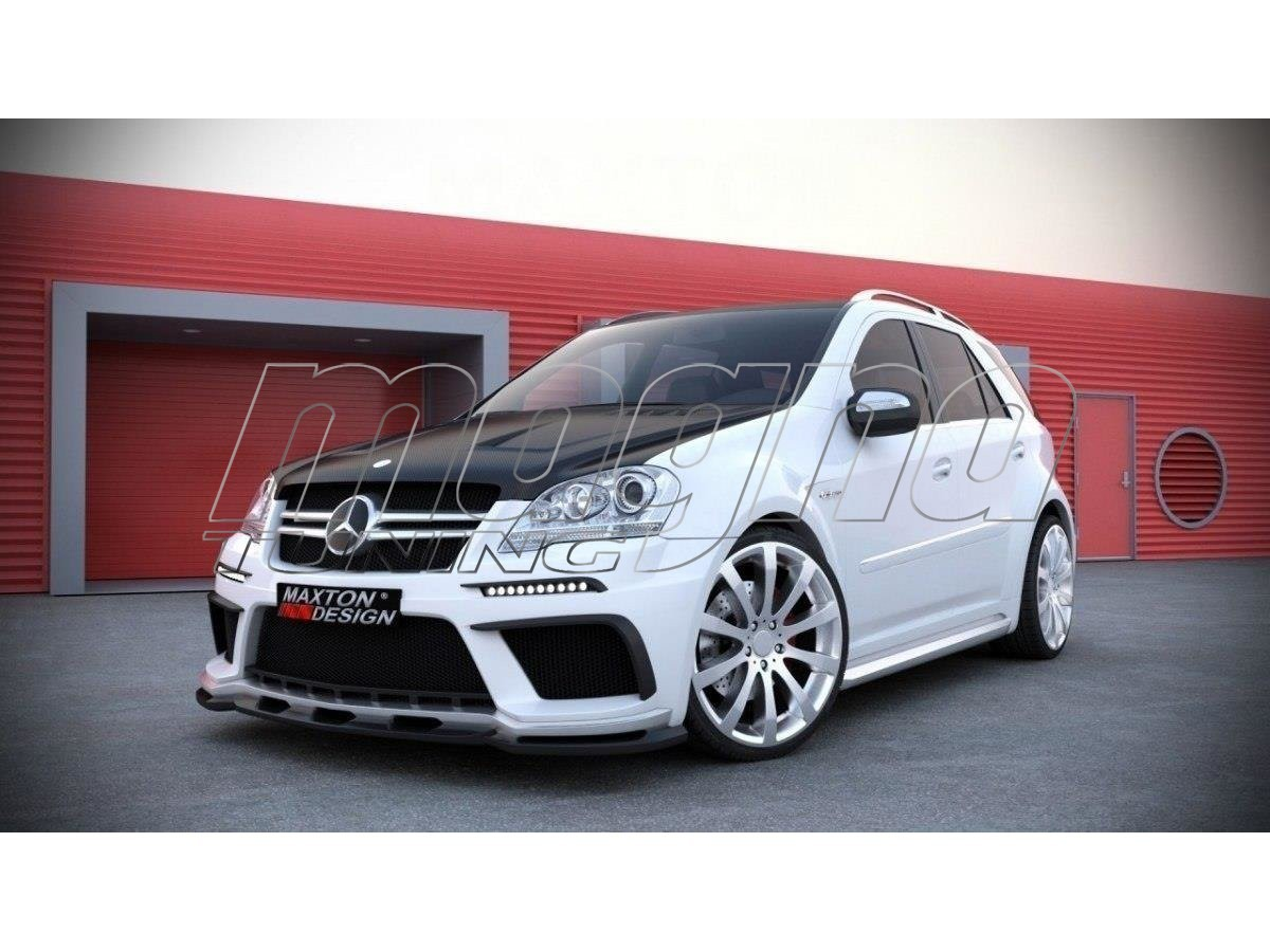 Mercedes ML W164 Facelift Monster Wide Body Kit