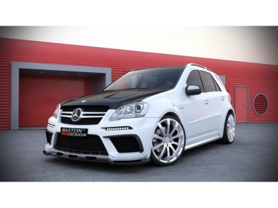 Mercedes ML W164 Facelift Wide Body Kit Monster