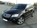 Mercedes ML W164 Helios Running Boards