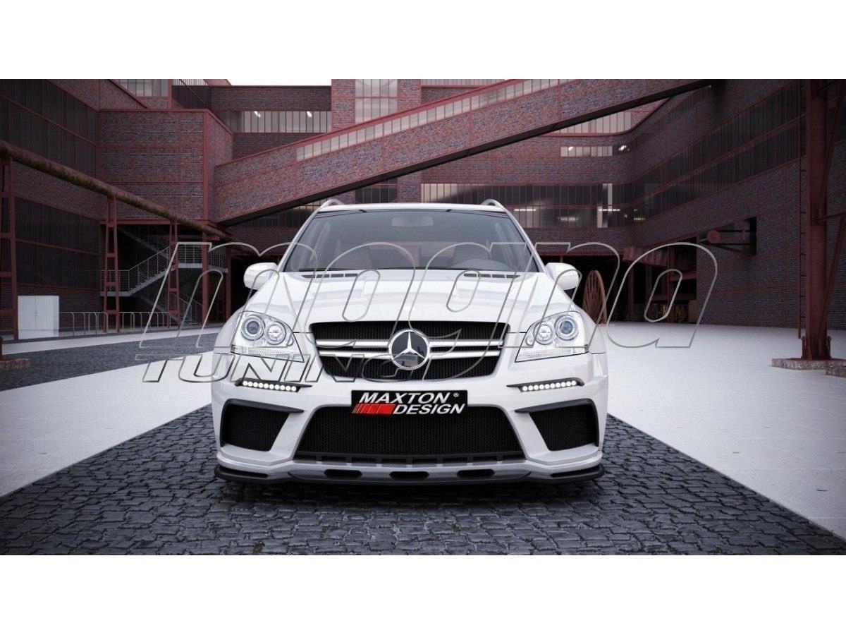 Mercedes ML W164 Monster Wide Body Kit