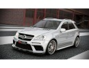Mercedes ML W164 Monster Wide Body Kit