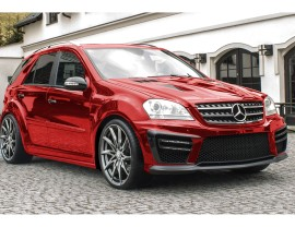 Mercedes ML W164 SR66 Wide Body Kit