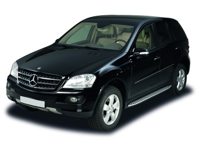 Mercedes ML W164 Sport Running Boards