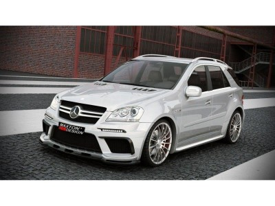 Mercedes ML W164 Wide Body Kit Monster