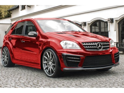 Mercedes ML W164 Wide Body Kit SR66