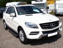 Mercedes ML W166 Helios Running Boards