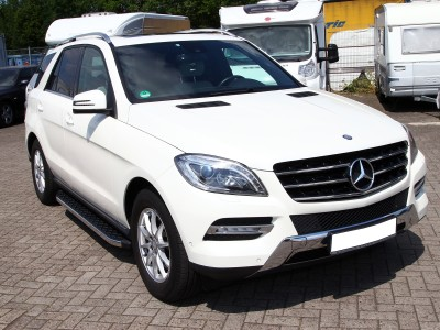 Mercedes ML W166 Praguri Laterale Helios