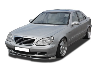 Mercedes S-Class Verus-X Front Bumper Extension