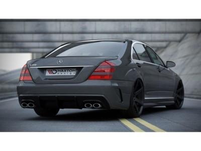 Mercedes S-Class W221 Bara Spate W205-Look