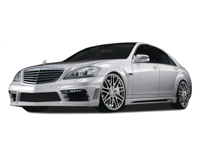 Mercedes S-Class W221 Evolva Body Kit