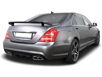 Mercedes S-Class W221 RX Rear Wing