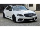 Mercedes S-Class W221 Wide Body Kit Black-Line-XL