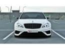 Mercedes S-Class W221 Wide Body Kit Moon
