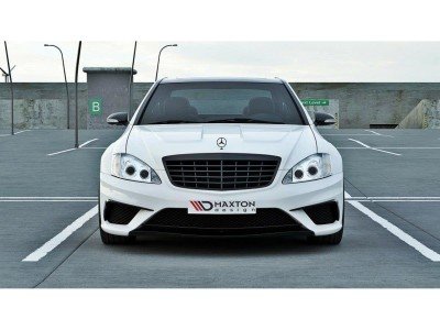 Mercedes S-Class W221 Wide Body Kit Moon