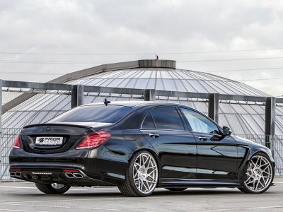 Mercedes S-Class W222 Proteus Front Wheel Arch Extensions