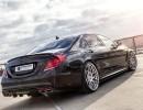Mercedes S-Class W222 Proteus Rear Bumper Extension