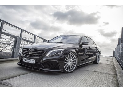 Mercedes S-Class W222 Proteus Wide Body Kit