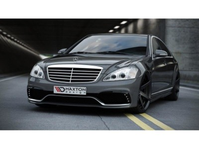 Mercedes S-Klasse W221 W205-Look Body Kit