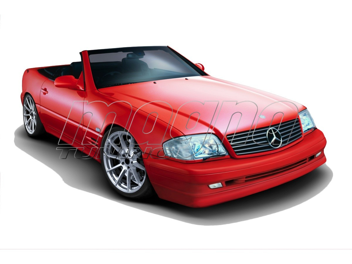 mercedes sl r129 aeris body kit. Black Bedroom Furniture Sets. Home Design Ideas