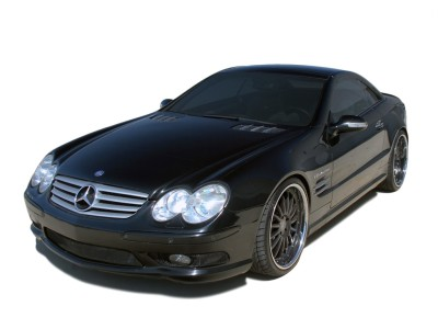 Mercedes SL R230 AMG-Look Body Kit