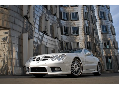 Mercedes SL R230 Body Kit PR