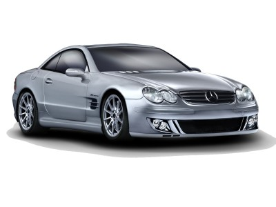 Mercedes SL R230 Brutus Body Kit