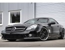 Mercedes SL R230 Facelift Exclusive Wide Body Kit
