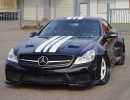Mercedes SL R230 Facelift GTS Wide Body Kit