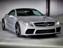 Mercedes SL R230 Facelift Wide Body Kit Black-Edition