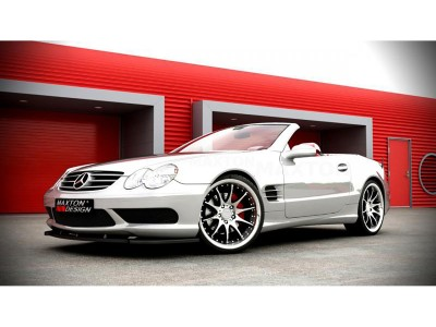 Mercedes SL R230 MX Frontansatz