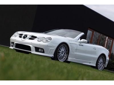Mercedes SL R230 PR Front Wheel Arches