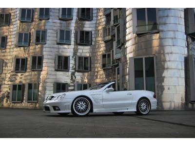 Mercedes SL R230 PR Seitenschwellern