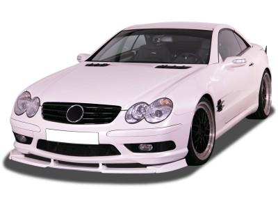 Mercedes SL R230 Verus-X Front Bumper Extension