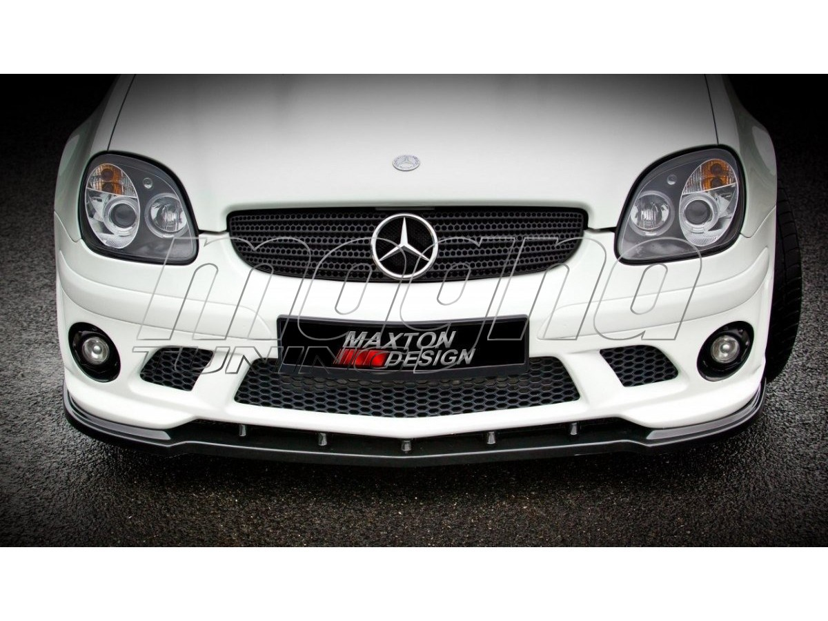 mercedes slk r170 amglook body kit