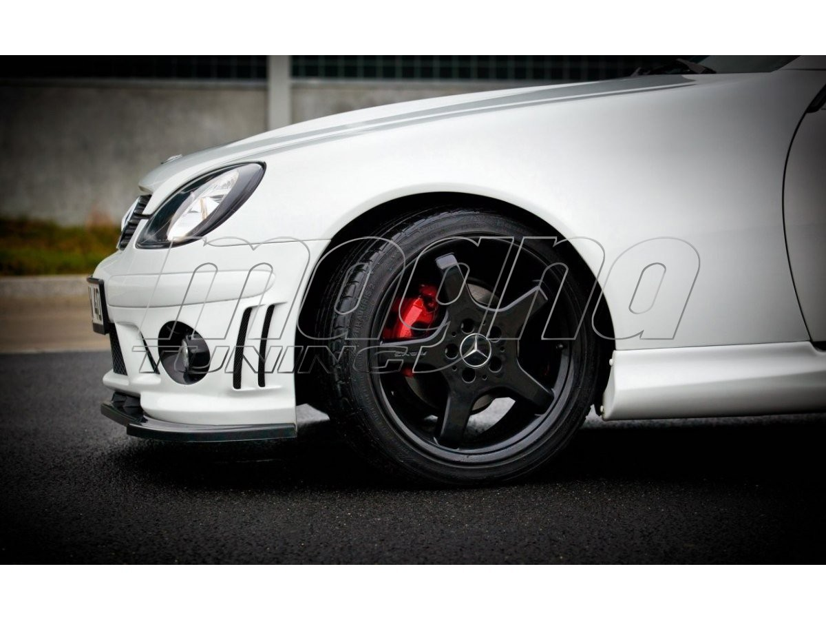 mercedes slk r170 amg look frontstossstange. Black Bedroom Furniture Sets. Home Design Ideas