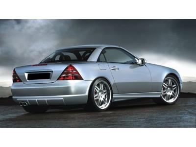 Mercedes SLK R170 BD Rear Bumper