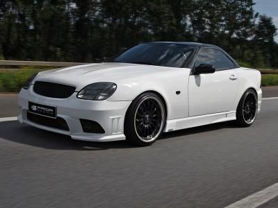 Mercedes SLK R170 Bara Fata PR