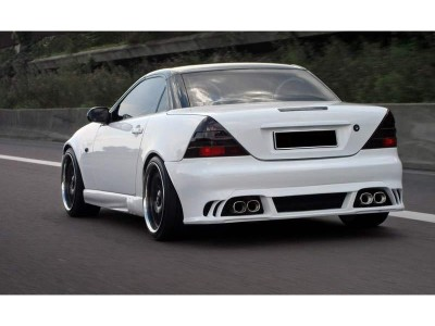 Mercedes SLK R170 Bara Spate Exclusive