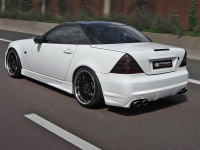 Mercedes SLK R170 Bara Spate PR