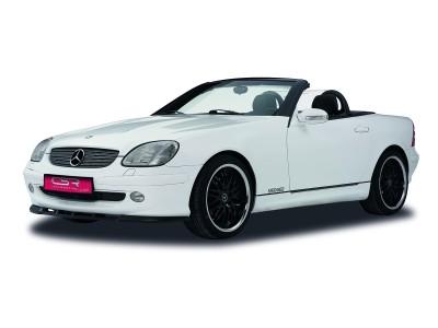 Mercedes SLK R170 CX Front Bumper Extension