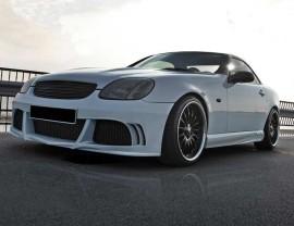 Mercedes SLK R170 Exclusive Body Kit
