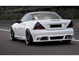 Mercedes SLK R170 Exclusive Rear Bumper