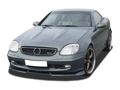 Mercedes SLK R170 Facelift V2 Front Bumper Extension