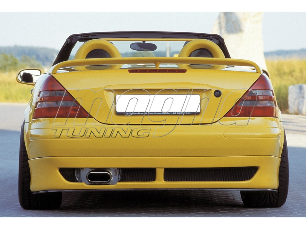 mercedes slk r170 recto body kit. Black Bedroom Furniture Sets. Home Design Ideas