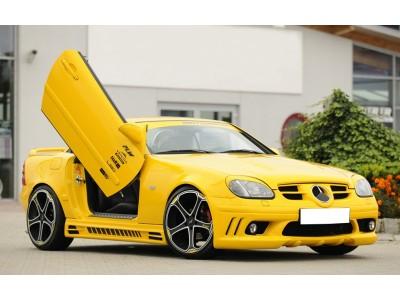 Mercedes SLK R170 Recto Front Bumper