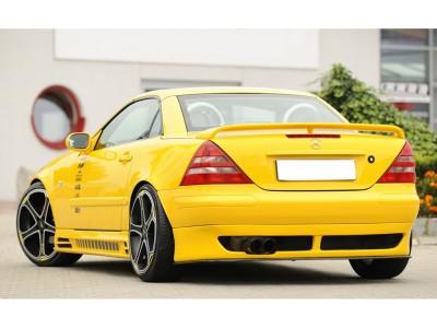 Mercedes SLK R170 Recto Heckansatz