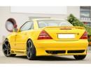 Mercedes SLK R170 Recto Rear Bumper Extension
