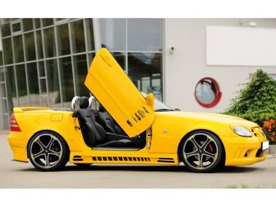 Mercedes SLK R170 Recto Seitenschwellern